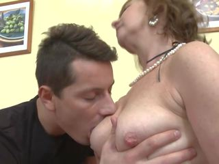 Taboo Sex with Mom and Not Her Son, Fr...