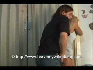 Bage hans gift hustru