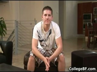 Chad macon wanking sua precious universidade pila 1 por collegebf