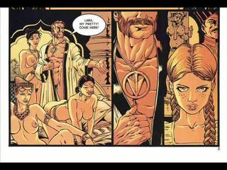 कार्टून, कॉमिक्स, bdsm art