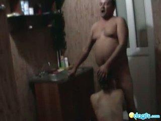 Cặp vợ chồng fucks một rất nhiều sau tắm