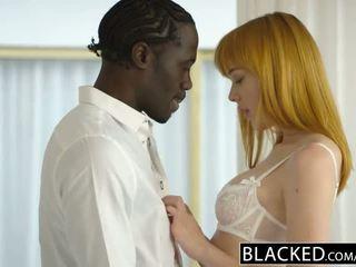 Blacked warga german remaja anny aurora gets raksasa hitam zakar/batang