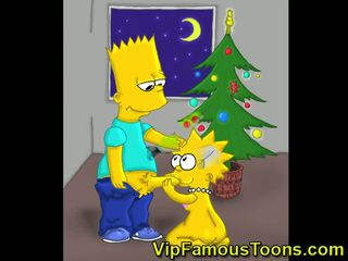 Berømt toons jul orgie