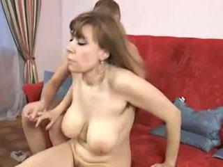 große brüste, reift, doggy style