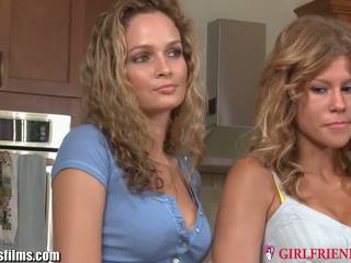 Girlfriendsfilms strapped lesbian mom aku wis dhemen jancok telungsawetara