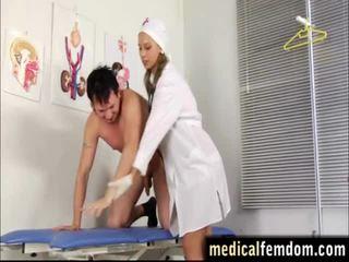 女性统治, 调教, medical fetish