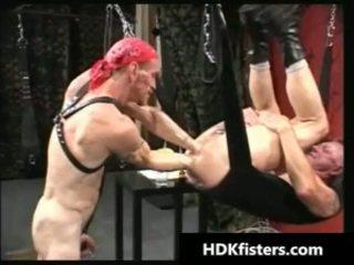 Impossible homo हार्डकोर एक hole फीस्टिंग वीडियोस 6 द्वारा hdkfisters