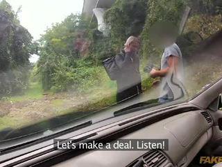Fake taxi driver!