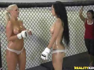 Watch Horny Girls Gettin It On For Free