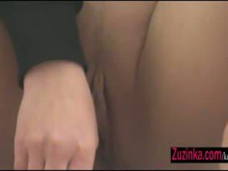 Zuzinka och henne sexig photoshoot