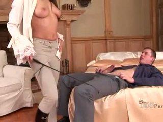 Hawt Zafira Sucking On Cock And Playes...