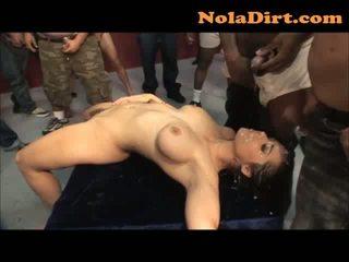 Cocksucking blowjob bukkake con điếm