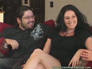 Slutty poročeni ženska rides tič pov