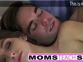 Hot mamma og trinn sønn faen unge kjæreste
