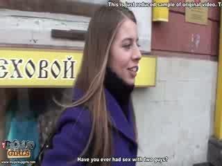 モデル 美しい 女の子 gets 精子 以上 ザ· ボディ