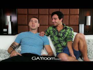 chlap, velký péro, homosexuál