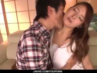 Nana ninomiya, karštas žmona, amazes hubby su pilnas porno