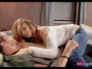 Blonde MILF gets a Much Younger Dick, HD Porn 30