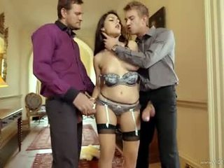 가장 브루 넷의 사람 정격, 참조 더블 삽입 가장 인기있는, 질 섹스 온라인으로