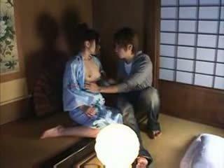 japonais, sexe, famille
