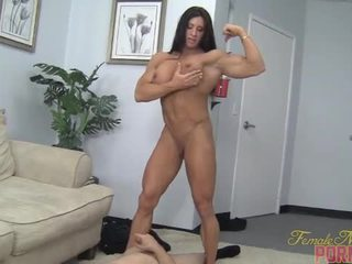 Angela salvagno - muscle sikiş
