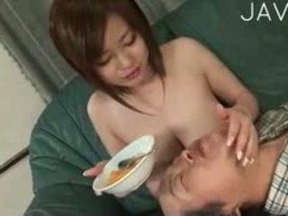 japonez, sanii mari, fetiș