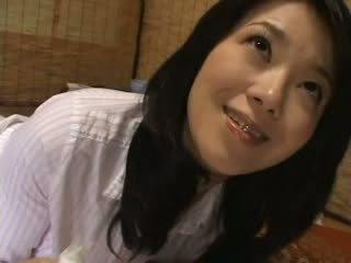 Japanese Stepmom Catch Me Jerking On H...
