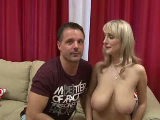 blondīnes, big boobs, hd porno