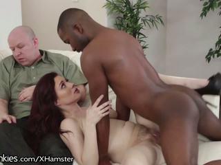 Jessica ryan has incredible bbc corno sexo: grátis porno b4