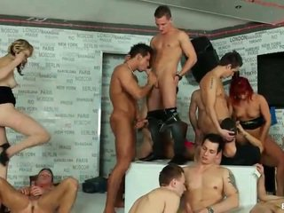 Hot And Nasty Bisex Orgy