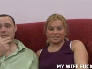 Being a slutty wife has always been my fantasy
