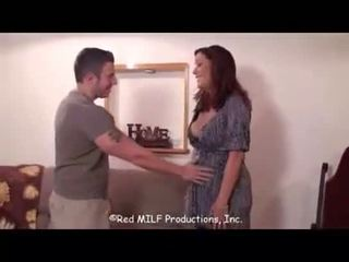 Mother rachel steele plays gondon play with son