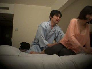 Subtitled Japanese hotel massage oral sex nanpa in HD <span class=duration>- 5 min</span>