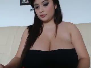 كبير غض ones: كبير طبيعي الثدي الاباحية فيديو e5