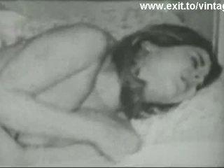 1938 Vintage with amateur Milfs Video