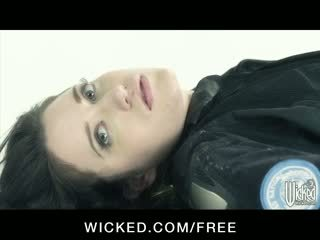 Aiden starr - horizon dvd scéna 6 - prsnaté lesbičky s chlpaté pička finger súložiť