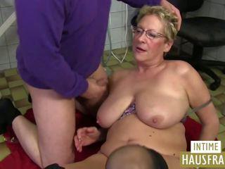 Oma putz: intime hausfrauen & pinxta порно відео