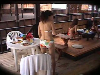 japanse, massage, club