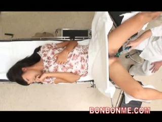 Obstetrics at gynecology doktor fucked kaniya inang kaakit-akit patient 05