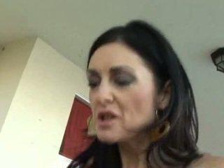 brunette, blowjob, cock ride