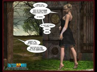 multifilmid, 3d comics