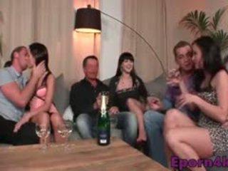 груповий секс, свінгери, європейський