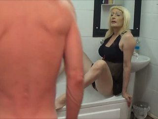 pissing, crossdresser, buatan sendiri