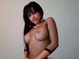kaukāzietis, solo girl, lielas krūtis