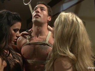 Katelu of fady dominating a man