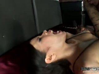 Asia Deville Is A Dirty Whore. Plain And Simple! Today We Get To See Her Taking On A Massive Big Black Cock!