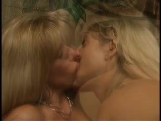 éjaculations, gratuit lesbiennes tout, ménage à trois
