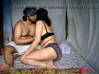Savita bhabhi w białe shalwar garnitur seducing ashok s14
