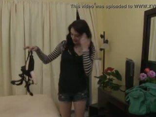 Lesbo zábava s lily carter a aiden ashley
