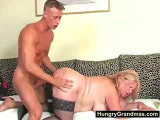 bbw, granny, fat